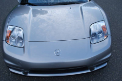 2003 Acura NSX in Sebring Silver over Black