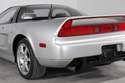 1992 Acura NSX in Sebring Silver over Black
