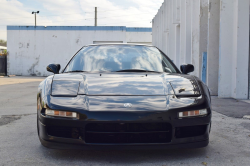1991 Acura NSX in Berlina Black over Ivory